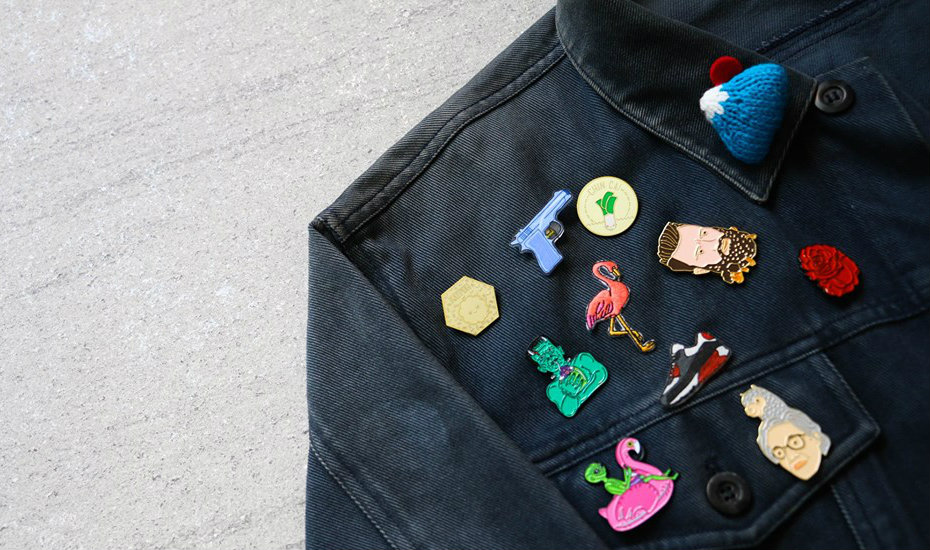 Shopping in Singapore: Shop these offbeat pins and patches from Singapore artists