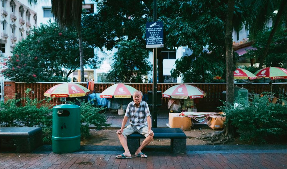 Fresh Off The Feed: This street photographer captures the real, unpolished side of Singapore