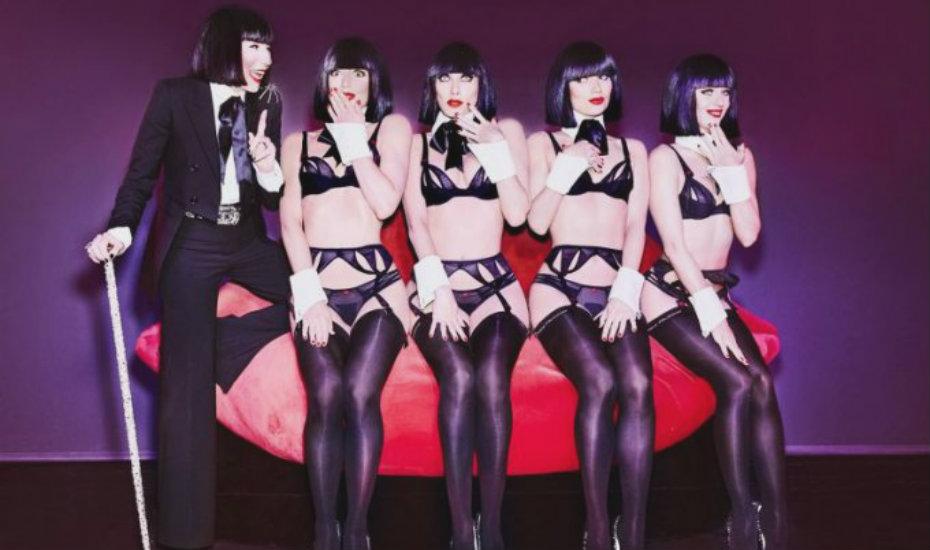 Cabaret in Singapore: Crazy Horse returns to Marina Bay Sands for a Parisian, risque cabaret show
