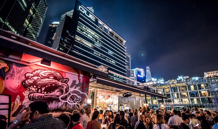 Rooftop restaurants in Singapore: Alfresco and indoor spots for fine dining and cocktails