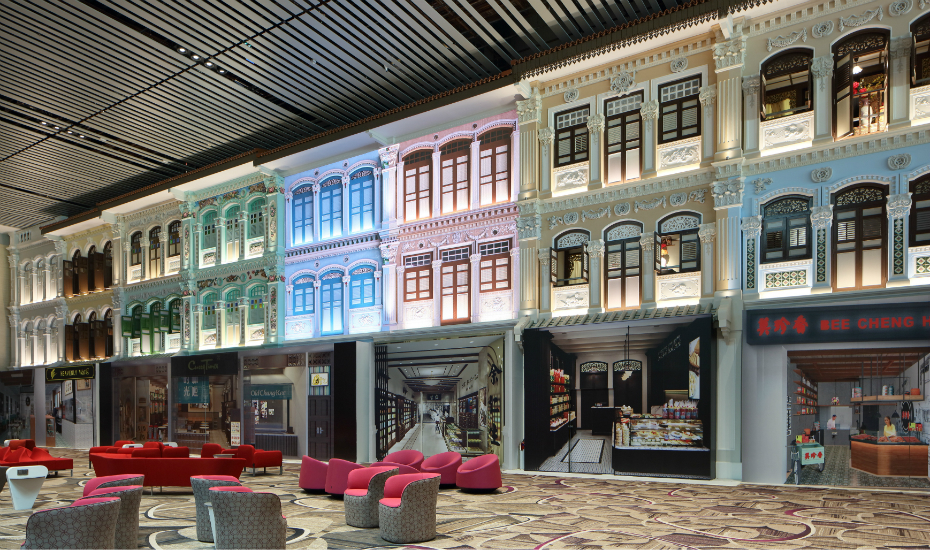 Singapore Changi Airport Terminal 4: Seven things to know about the boutique terminal