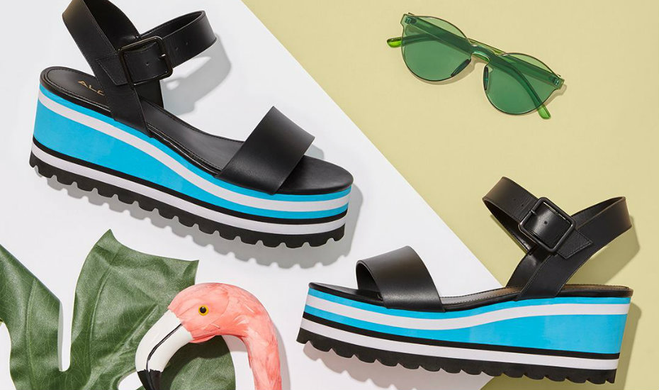 Shopping in Singapore: Where to buy affordable, stylish and fashionable sandals, slides and flip flops