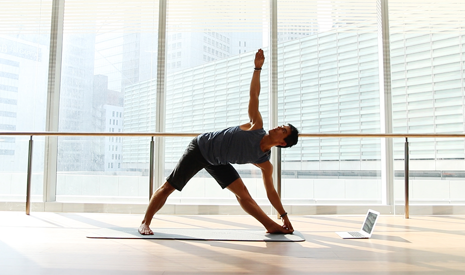 Breaking Boundaries with Fitbit: Davi Sakaizawa of Pure Fitness is all about small lifestyle changes that make a big difference