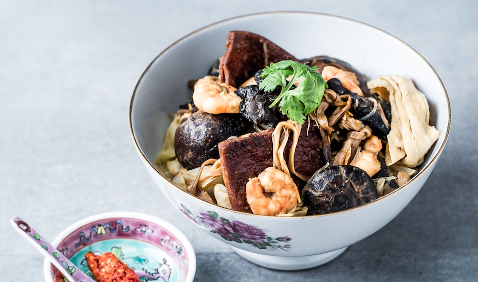 From Eurasian to Peranakan: Taste these true flavours of Singapore at the new Folklore