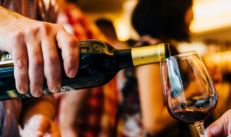 Enjoy a degustation dinner paired with 11 award-winning Margaret River wines at Salt Grill & Sky Bar