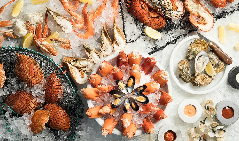 Child-friendly restaurants in Singapore: Treat the fam to a buffet of seafood, roasts and pastas at The Westin Singapore