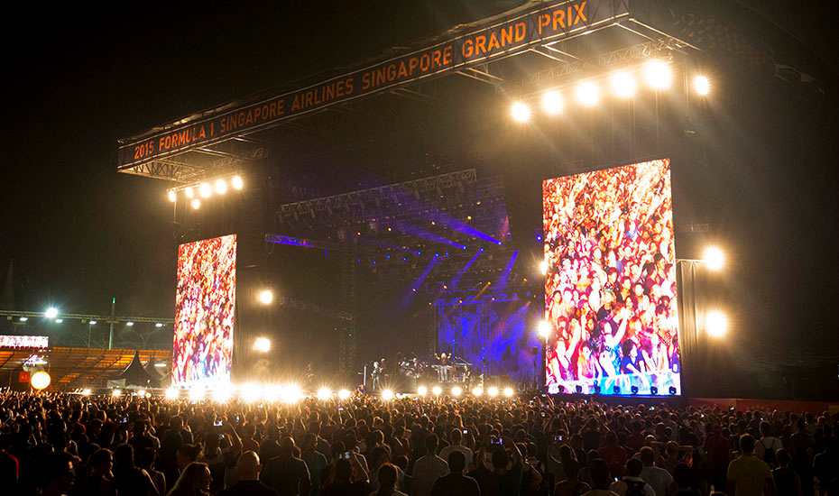 Big Gigs in Singapore this September: 15 live music gigs you must catch