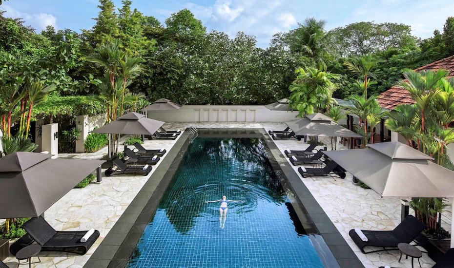 From a Japanese onsen to resort vibes: Bliss out at Singapore's best spas