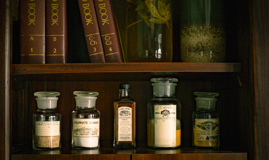 The Apothecary Bar Ann Siang Hill Singapore Honeycombers