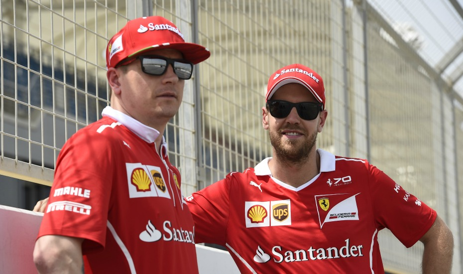 Ray-Ban's new F1 Scuderia Ferrari collection is now at Sunglass Hut Singapore