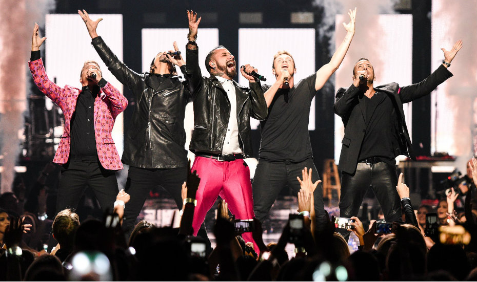 Concerts and festivals in Singapore, October 2017: Backstreet Boys, Talib Kweli, Dream Theater and more