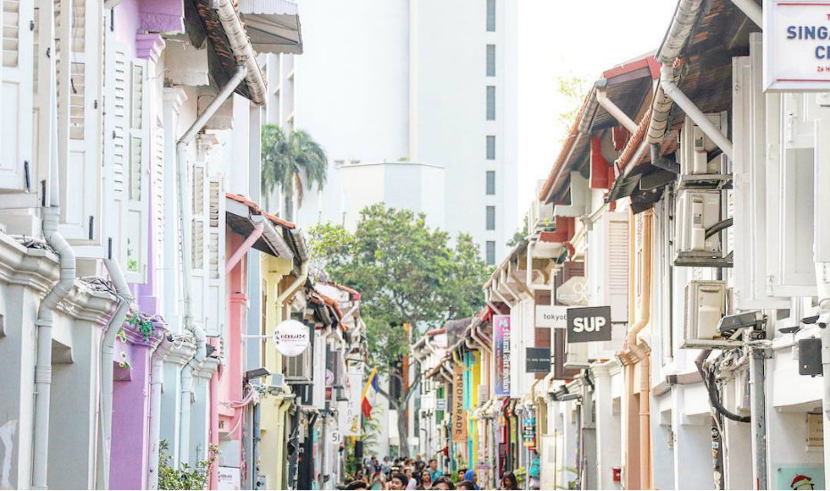 Where to shop in Haji Lane and Arab St , Singapore: 11 best  boutiques in Bugis