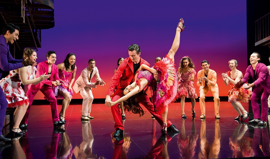 See West Side Story at Marina Bay Sands on the ultimate romantic date night