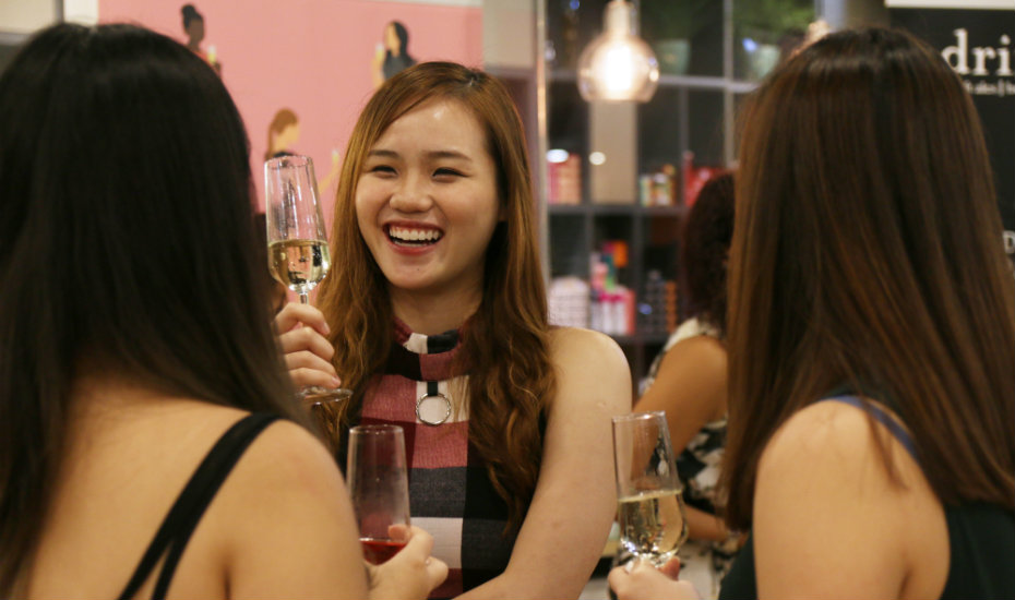 Prosecco, pampering, and shopping: Honeycombers presents Marina Square's Girls' Night Out