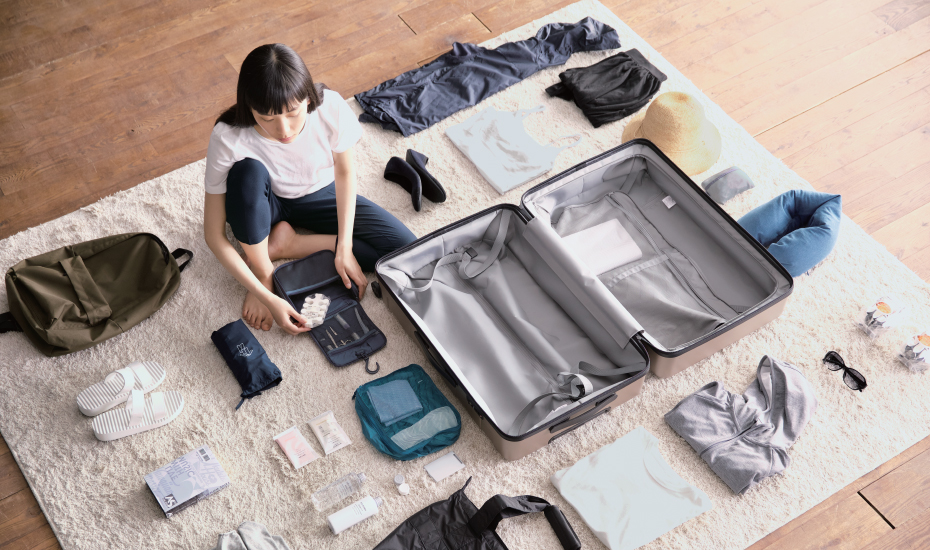 These travel accessories from Muji Singapore are just what you need for your next trip