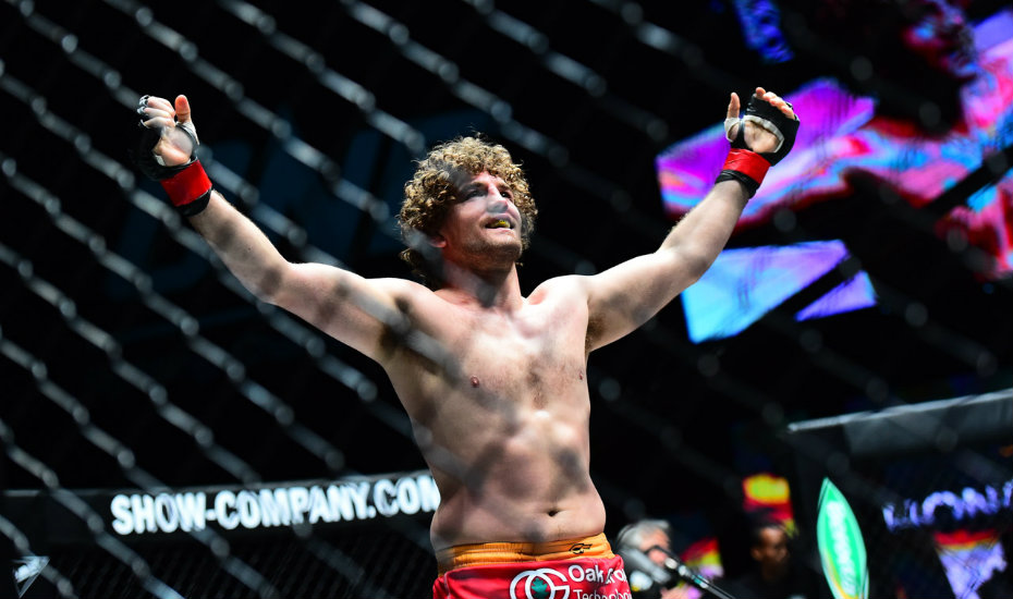 Catch martial arts World Champion Ben Askren's final fight at ONE Championship in Singapore this November