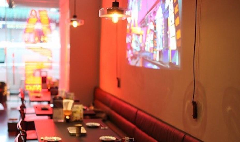 Panko Japanese restaurant Haji Lane Singapore Honeycombers - photography courtesy of Panko