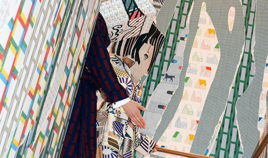 Exhibitions in Singapore: Through The Walls and into an Hermès home