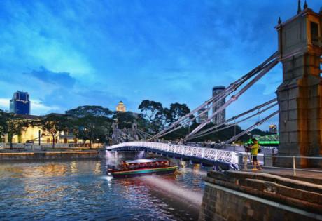 Singapore River Festival 2017 (Photography: Singapore River via Instagram)