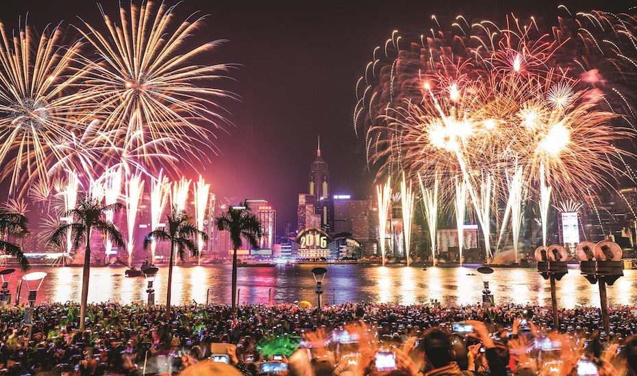 New Year's Eve Parties in Asia: Countdown to 2018 at these top travel destinations