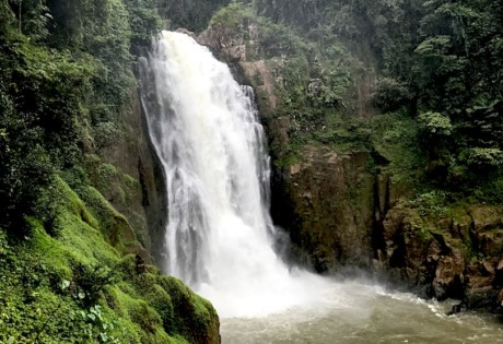Haew Narok waterfall Khao Yai Thailand hiking trip Honeycombers Singapore
