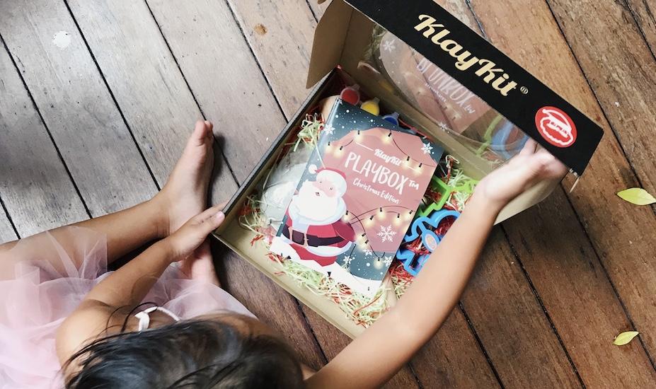 Klaykit Christmas Edition Honeycombers Singapore