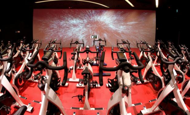 Fun workouts in Singapore