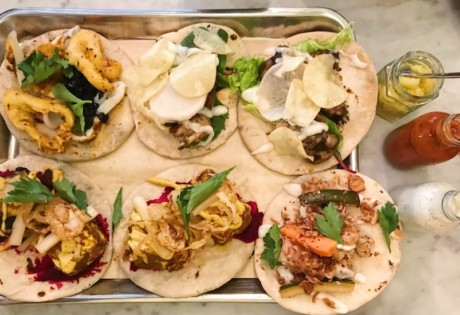 All the kebabs. Le Bab London is taking over the kitchen at Fat Prince Singapore for just 48 hours.