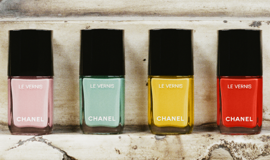 We're in love with the bright colours of the new Chanel makeup collection inspired by Naples