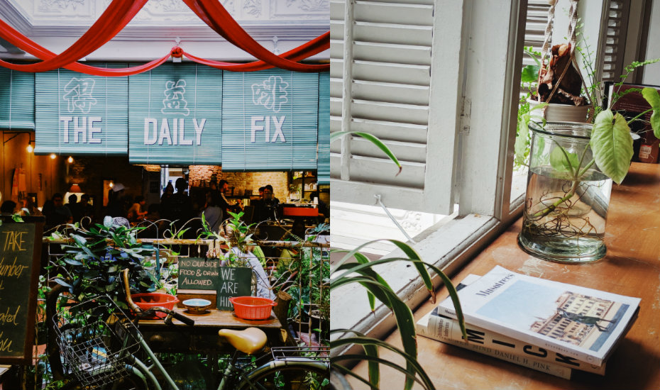 The Daily Fix Cafe in Malacca