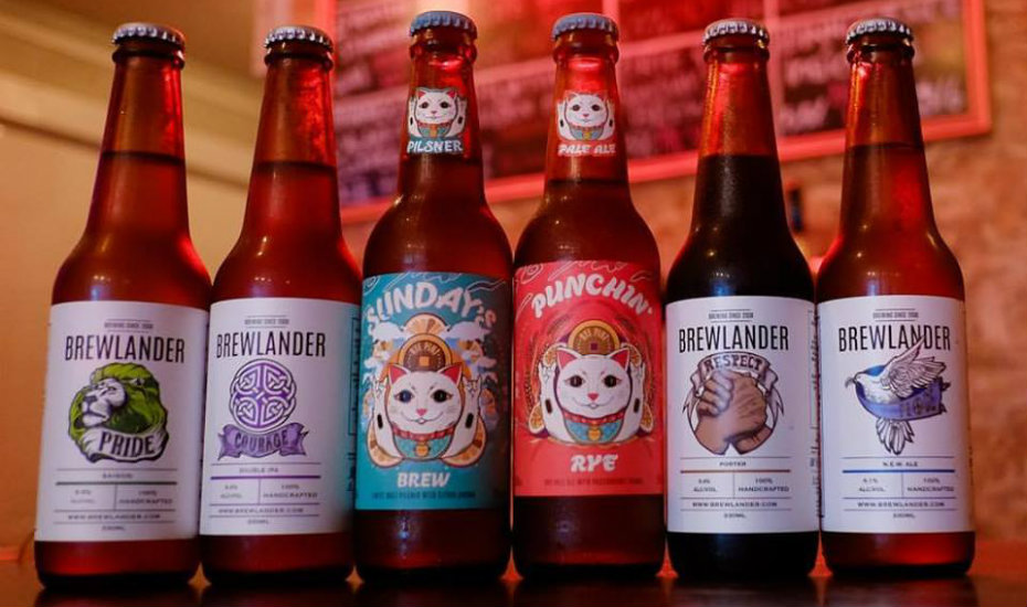 Best craft beer in Singapore