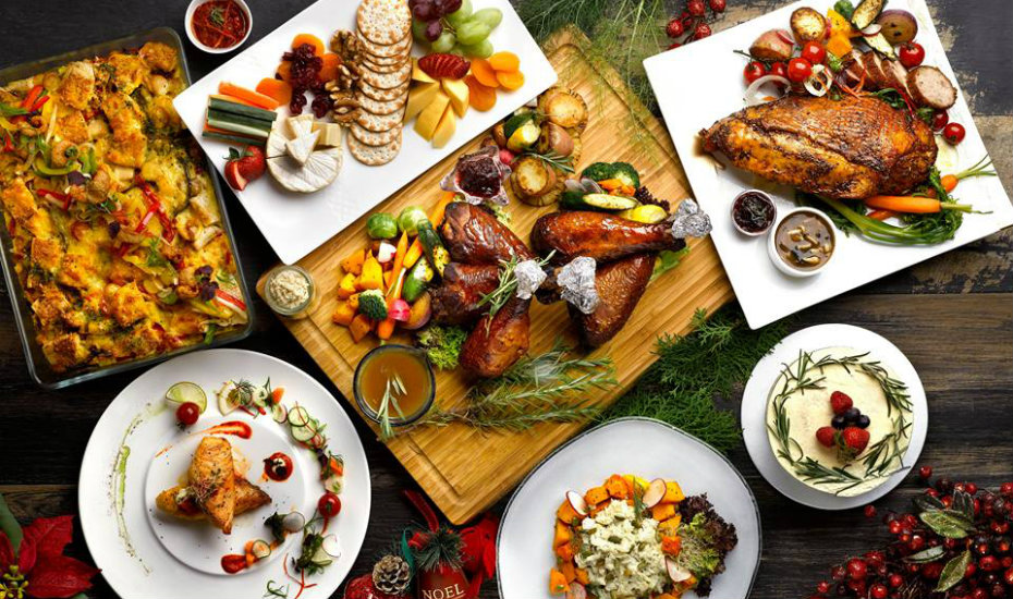 Where to shop Christmas food in Singapore: A guide to festive takeaway feasts, roasts, cakes and more