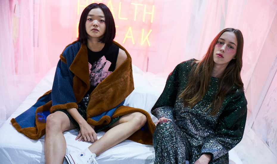 Opinion: Fashion and art mix it up at the first Outsider showcase event in Singapore and it's awesome