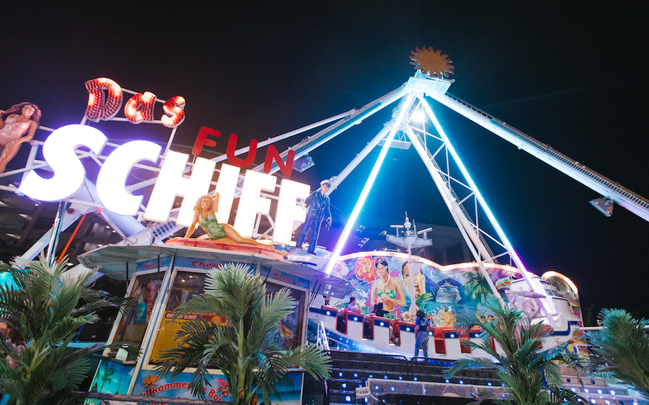 The Marina Bay Carnival goes epic with 22 fun rides