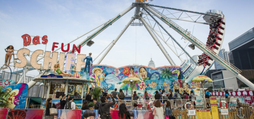Image courtesy of Prudential Marina Bay Carnival