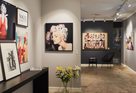 LUMAS art gallery honeycombers