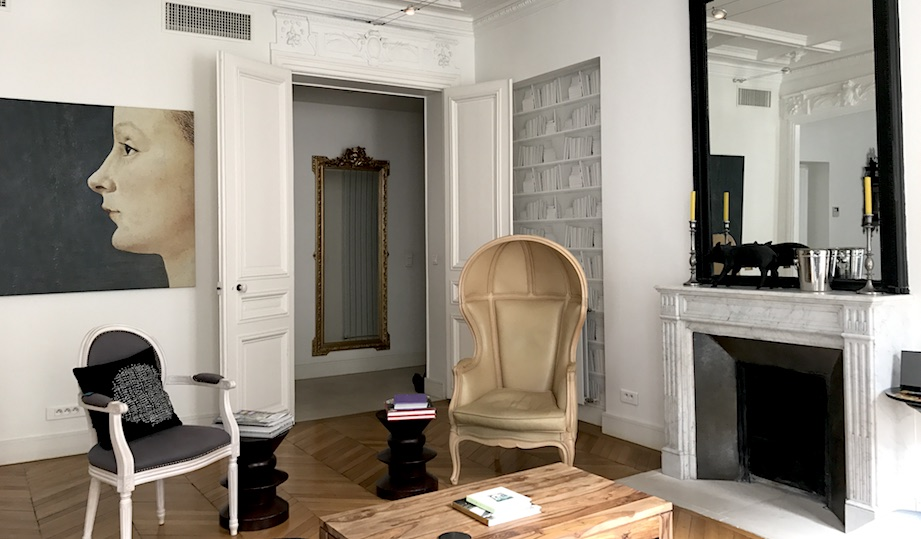 Want a piece of a luxe Paris apartment? Welcome to the Hideaways Club