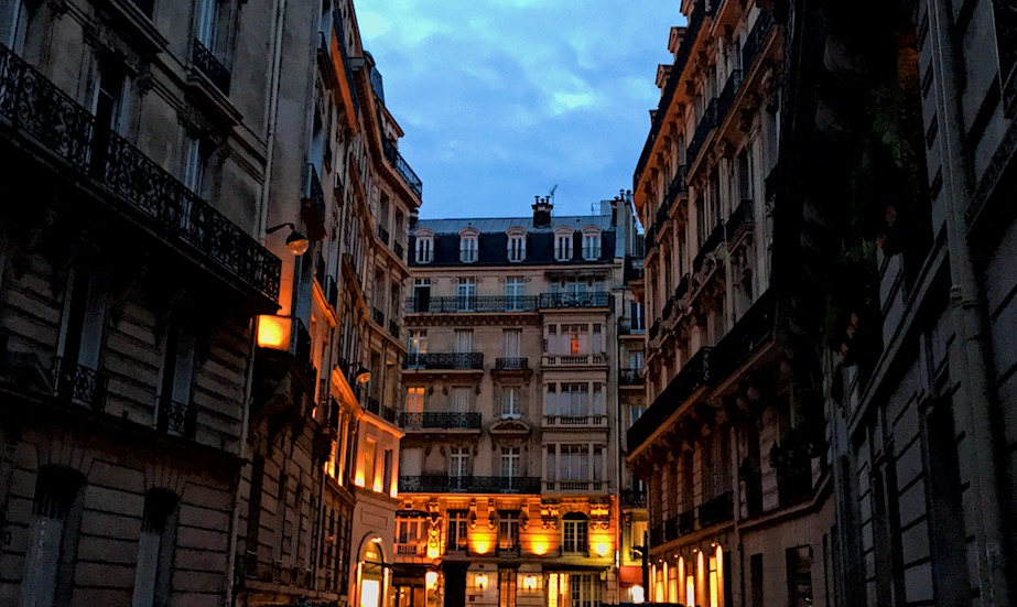 Join the Hideaways Club and this will be one of your neighbourhood in Paris... a stroll from the Champs-Élysées.