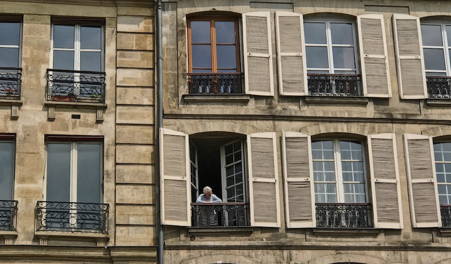 Paris windows Honeycombers Singapore