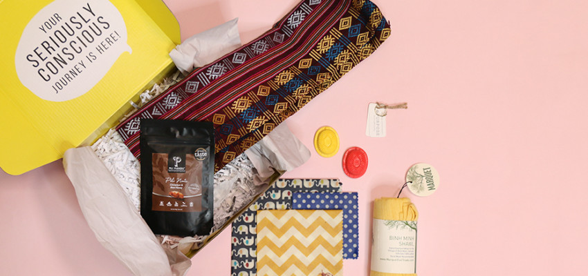 Sonder Social Subscription box ethical gifts Honeycombers Singapore