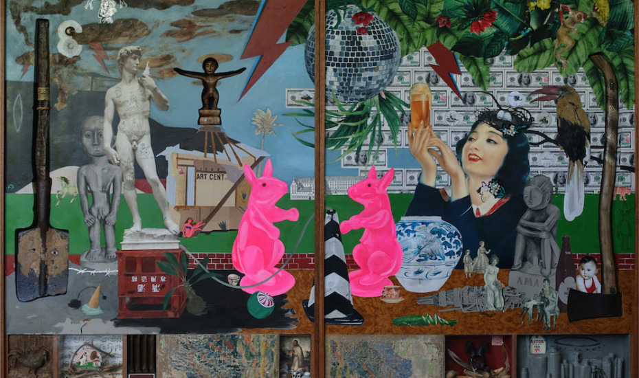 Street Mining: Contemporary Art From the Philippines Honeycombers Singapore