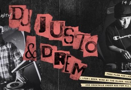 Kilo Lounge Thursdays with DJ Justo & Drem Honeycombers Singapore