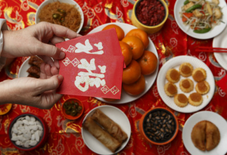 Happy Chinese Year! (Photography via Shutterstock)