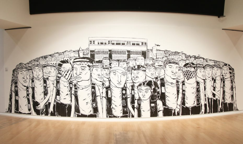 Art from the Streets at ArtScience Museum will inspire you to be the next Banksy