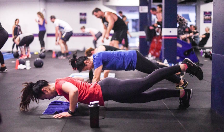 Best Singapore gyms for HIIT fitness classes