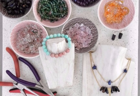 Craft workshops and art classes to keep your creative juices flowing