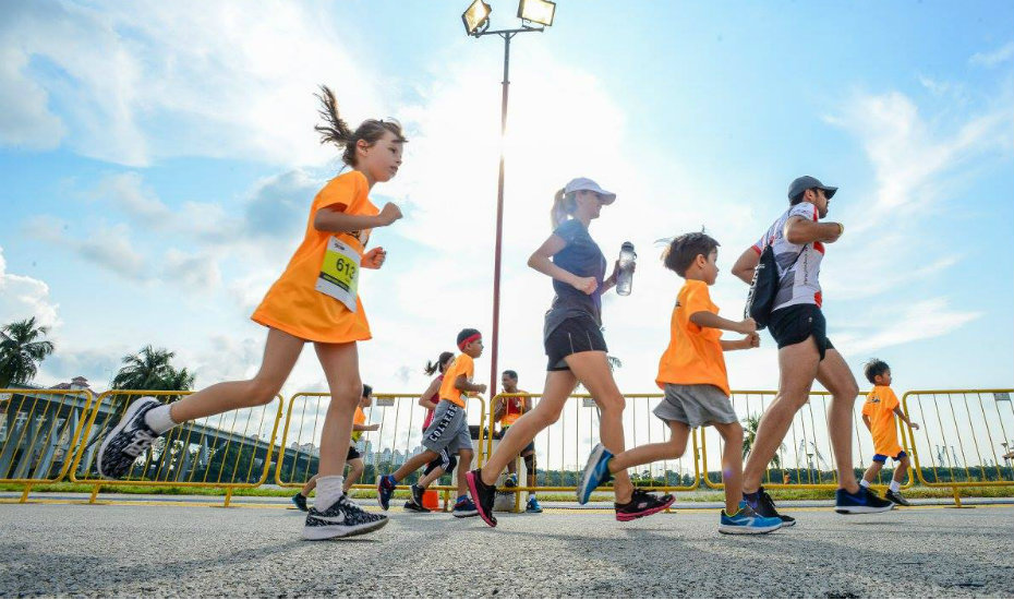 Marathons, fun runs and themed races to get fit this year