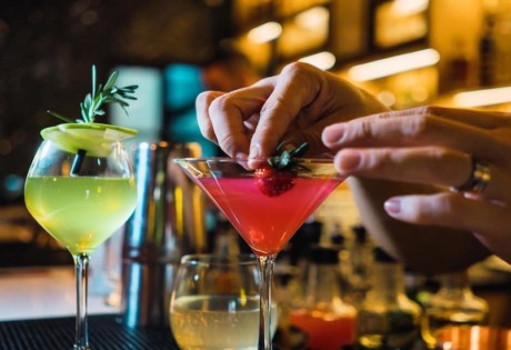 Monte Carlo Boys is a bar which brings Monaco Influence to Club Street