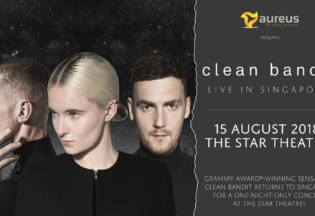 Clean Bandit live for one night only in Singapore honeycombers