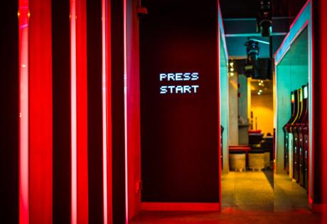 Hot New Bars | Nineteen80 | Arcade pub | Tanjong Pagar